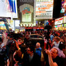 IVRPA - NYC 2012 Panoramic Photography Conference members in Times Square