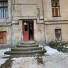 Courtyard in Lviv