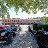 Piacenza - Grazzano Visconti: Corte Vecchia and Vintage Cars