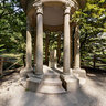 Milan: Garden of Royal Villa - Gazebo