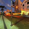 Paseo de compras, calle 20, Punta del Este. Realizado por: www.puntadeleste360.com
