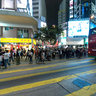 Hennessy Road crossing, Causeway Bay, Hong Kong