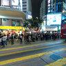 Hennessy Road crossing, Causeway Bay, Hong Kong