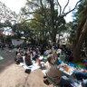 Ueno Park Hanami Parties, Tokyo April 2010