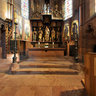 Marienkirche Gelnhausen Altar 2012