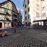 Wertheim medieval town Schulgasse 2010