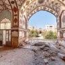 An old abandoned Iranian house