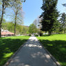 Ivanjica - Park Behind the Hotel
