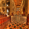 Peterborough Cathedral - Nave