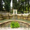 Vittoriale-Fontana del delfino-Dolphin Fountain