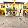 Vittoriale-Piazzetta Dalmata-Dalmata square-