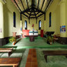 Lifou Catholic Church Interior We New Caledonia