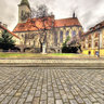 Bratislava - Pansk - HDR