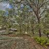 Boulders in Australian bush