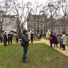 "Rivelino ""Nuestros Silencios"" Sculpture Festival  London 2011. Panorama by Juan Lamata."
