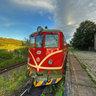 Úzkorozchodná železniční trať  - Třemešná ve Slezsku