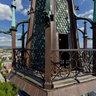 Pohled na Olomouc z věže katedrály sv. Václava