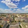 Ostrava z věže Nové radnice
