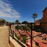 Menton, terrasse sur quai Bonaparte