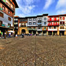 Plaza Guipuzkoa, Hondarribia :: www.CantabrU.com