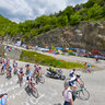 Alpe d'HuZes - 5000 cyclers fighting against cancer