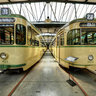 Tram Museum KVB Cologne, Germany