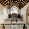 St Eval Church, the Chancel