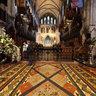 Inside Saint Patrick's Cathedral - Dublin Ireland