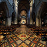 Saint Patrick's Cathedral's Nave - Dublin Ireland