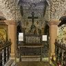Muschelkapelle auf dem St. Salvator in Schwaebisch Gmuend