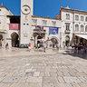 Dubrovnik old town - stradun plaza