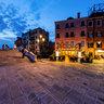 Venice - Evening on the Riva dei Sette Martiri