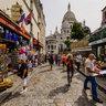 Paris-Montmartre - Rue de Chevallier de la Barre