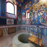 Valaam St. Vladimir Skit baptistry