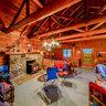 bowman lake ranger cabin