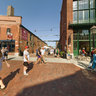 Distillery District Market - Day