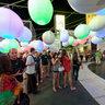Luminato Light Balls - Toronto