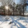 Winterlandschaft Rees - Heeren-Herken 01