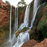 The Cascades d'Ouzoud - Morocco