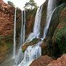 The Cascades d'Ouzoud - Morocco