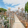 Hill of crosses - iauliai - Lithuania