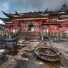 Jieyin Dian temple - Mount Emei - Sichuan - China