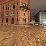 The Dome Square at night - Riga - Latvia