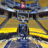 Pregame Pacers vs. Knicks