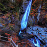 Abe-no-Otaki(Great waterfall of Abe)      Shizuoka City, Shizuoka Prefecture