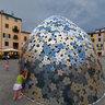 Andrea Salvetti exhibits in Amphitheatre Square