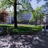 Park on Dalmatin's Street