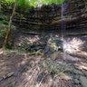 Aubach Wasserfall Mundelfingen
