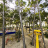 Playground Bene On Marjan Hill in Split Croatia