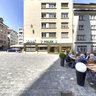 Martinsplatz-Kirche-Altstadt-Chur-Schweiz